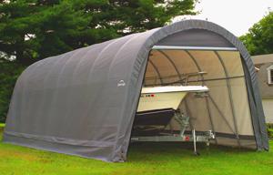 тентовые гаражи ShelterLogic