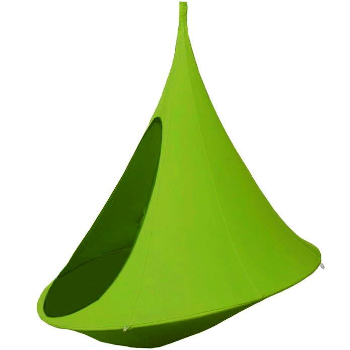 Гамак-кокон Зеленый