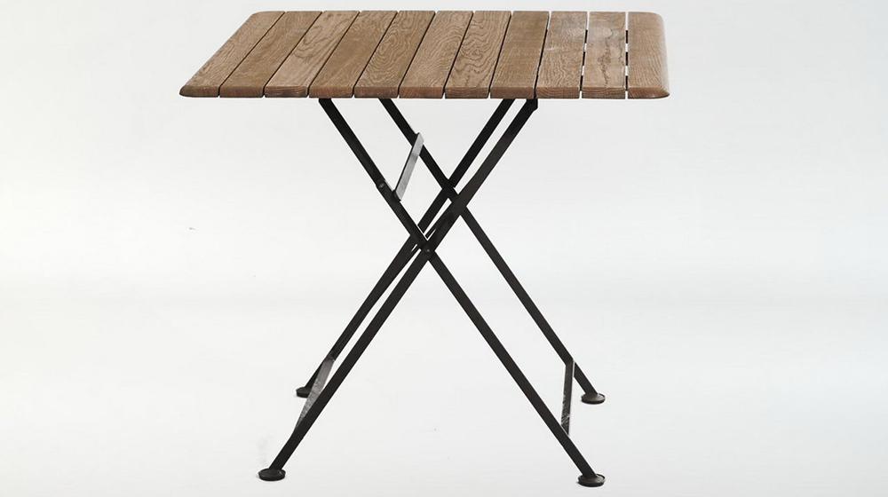 квадратный стол holzhof (дуб)