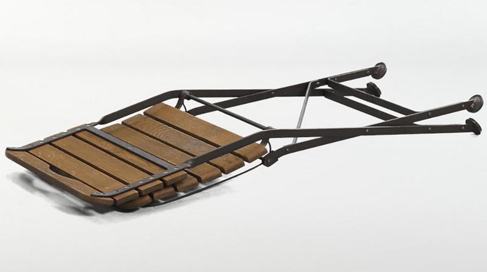 кованый стул holzhof