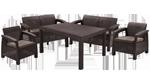 комплект мягкой мебели для обеденной зоны