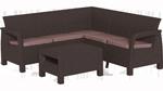 комплект мебели с угловым диваном
