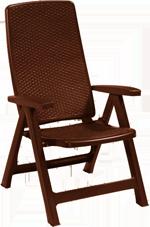 Складной пластиковый стул Montreal