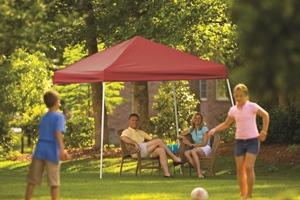 Быстрораскрывающиеся шатры для дачи от компании ShelterLogic